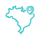 Acesso em qualquer local do Brasil